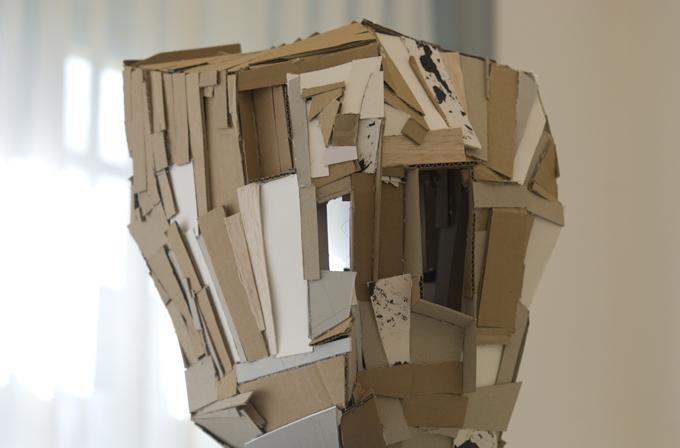 Cardboard Cocoons 03