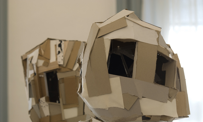 Cardboard Cocoons 01