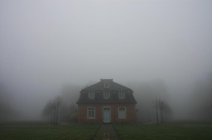 Nebelpavillon